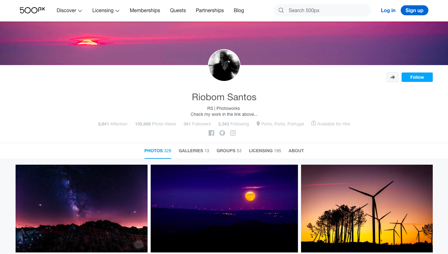 Riobom Santos | 500px.com